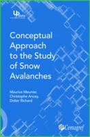 Conceptual Approach to the Study of Snow Avalanches