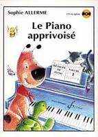 Le Piano Apprivoisé Volume 1, CD en option