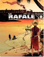 La Rafale - Tome 1 - Les Rails rouges, Les rails rouges