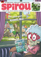Journal Spirou - Tome 4140 - N°4140