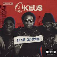 CD / La Vie Continue / 4keus