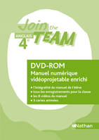 Join the Team 4e - DVD-Rom du manuel vidéoprojetable enrichi (2008)