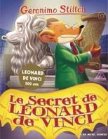 91, Geronimo Stilton / Le secret de Léonard de Vinci