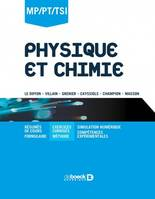 Physique et chimie / MP, PT, PSI
