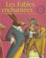 LES FABLES ENCHANTEES LIV CD