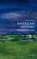 American History, Very Short Introduction