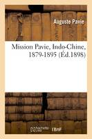 Mission Pavie, Indo-Chine, 1879-1895
