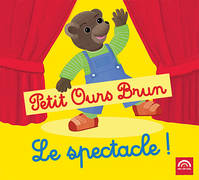 petit ours brun le spectacle