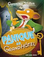 PANIQUE AU GRAND HOTEL Nº 49-ED 2018