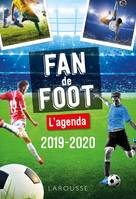 Agenda scolaire fan de Foot