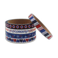LOT DE 5 MINI MASKING TAPE FRENCHY