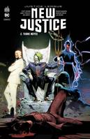 DC REBIRTH - NEW JUSTICE  TOME 2