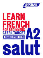 Learn French for beginners / CEFRL target A2