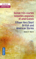 Very short British and Americain stories / Fifteen very short British and American stories / Les lan