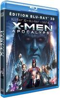 X-Men : Apocalypse (Blu-Ray 3D + Blu-Ray + Copie Digitale HD) BRD3D