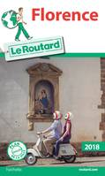 Guide du Routard Florence 2018