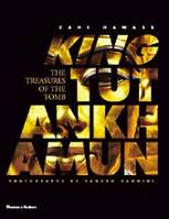 KING TUTANKHAMUN THE TREASURES OF THE TOMB (HARDBACK) /ANGLAIS