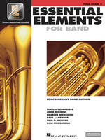 Essential Elements for Band - Book 2 with EEi, comprehensive band method
