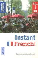 Coffret Instant French ! (livre + 1CD), nstant French ! : fast access to basic french