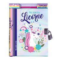 Journal intime - Mes secrets de licorne
