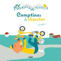 Comptines à chanter, vol. 3 + CD, VOLUME 3
