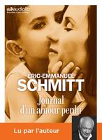 Journal d'un amour perdu, Livre audio 1 CD MP3