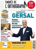 TIMBRES DE L'ORTHOGRAPHE N 2 - MAGAZINE