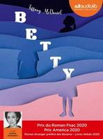 Betty, Livre audio 2 CD MP3