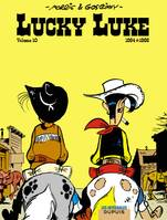 Volume 10, 1964-1966, 10/LUCKY LUKE (DUPUIS)(INTEGRALE)  INTEGRALE LUCKY 1964-1966