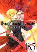 18,5, Pandora hearts, Guide officiel, guide officiel