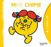 Monsieur Madame - Livre CD - Mme Chipie