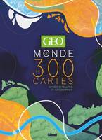 Le monde en 300 cartes, Images satellites et infographies