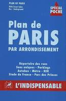 Plan de Paris par arrondissement, R13