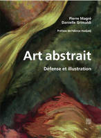 Art abstrait, défense et illustration
