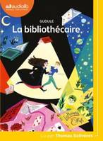 La Bibliothécaire, Livre audio 1 CD MP3