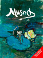 MUSNET-LA SOURIS DE MONET - T01 - SOURIS DE MONET (LA) - VERSION ANGLAISE