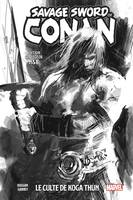 The Savage Sword of Conan T01 (Ed. collector N&B)