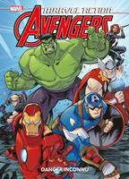 Marvel Kids - Avengers : Danger inconnu