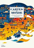 Cartes du monde - selon 90 graphistes & illustrateurs contemporains, Gestalten