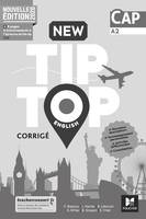 New Tip Top ENGLISH CAP - Ed. 2020 - Corrigé