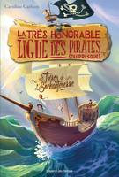 La très honorable ligue des pirates (ou presque), Tome 01, Le trésor de l'enchanteresse
