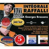Rodolphe Raffalli Integrale A Georges Brassens Double Cd Audio Edition Speciale