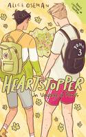 3, Heartstopper / Un voyage à Paris