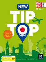 Tip-top English 1re, terminale bac pro