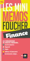 Les mini memos Foucher - Finance