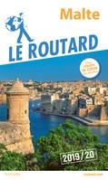 Guide du Routard Malte 2019/20