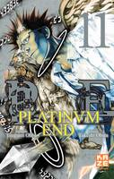 11, Platinum end / Shônen up !