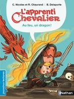 L'Apprenti chevalier:Au feu, un dragon !