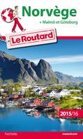 Guide du Routard Norvège 2015/2016