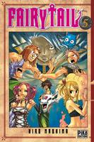 5, Fairy Tail T05